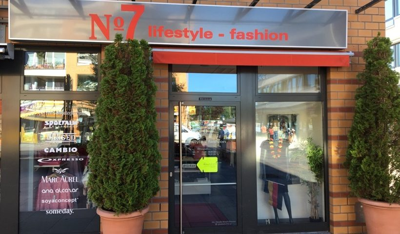 Boutique Nr. 7 lifestile und fashion