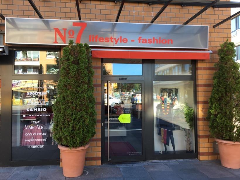 Boutique Nr. 7 lifestile und fashion