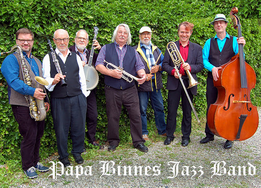 Papa Binnes Jazz Band