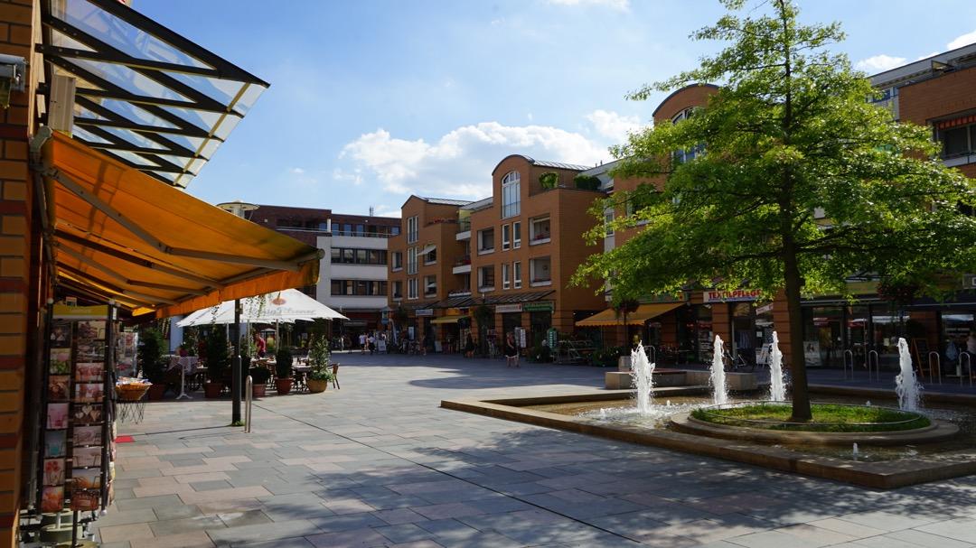 Impressionen vom Rathausmarkt Kleinmachnow