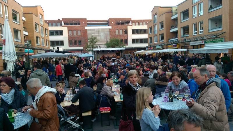 Kleinmachnower Winzerfest 2017
