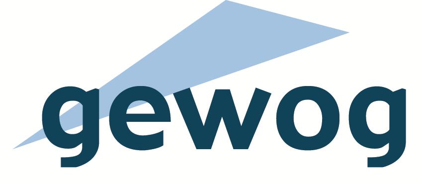 Logo der gewog